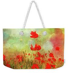 Melody Of Summer Weekender Tote Bag