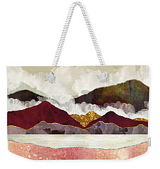 Melon Mountains Weekender Tote Bag by Katherine Smit