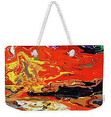Melt Weekender Tote Bag