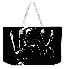 Melting 2 Weekender Tote Bag
