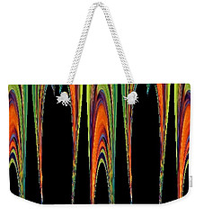 Melting Fusion Weekender Tote Bag