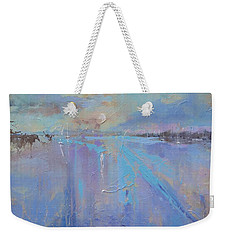 Melting Reflections Weekender Tote Bag