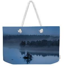 Melvin Bay Blues Weekender Tote Bag