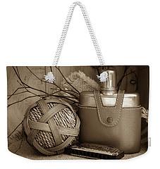 Memories Of The Past Weekender Tote Bag