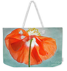Weekender Tote Bag featuring the photograph Memorial Day by Elena Nosyreva