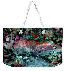 Memories Expunged  Weekender Tote Bag by Tlynn Brentnall