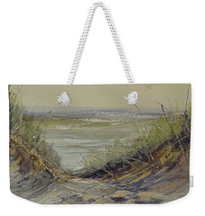 Memories For Ginny Weekender Tote Bag by Sandra Strohschein