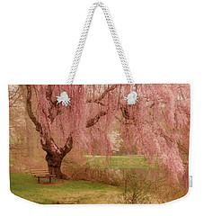 Memories - Holmdel Park Weekender Tote Bag