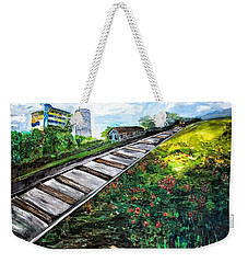 Memories Of Commonwealth Weekender Tote Bag