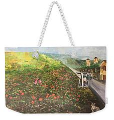 Memories Of Commonwealth - Wall II Weekender Tote Bag