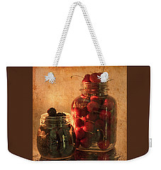 Memories Of Jams, Preserves And Jellies  Weekender Tote Bag