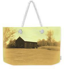 Memories Of Long Ago - Barn Weekender Tote Bag