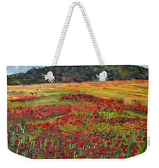 Memories Of Provence Weekender Tote Bag