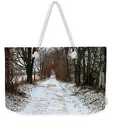 Memory Lane Weekender Tote Bag