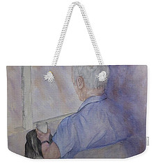 Memory Thoughts By The Window Weekender Tote Bag