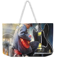 Memphis Nights 05 Weekender Tote Bag