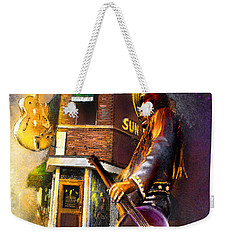 Memphis Nights 06 Weekender Tote Bag