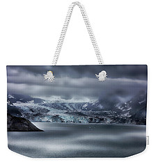 Mendenhahl Glacier Weekender Tote Bag by Hugh Smith