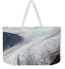 Mendenhal Glacier Weekender Tote Bag