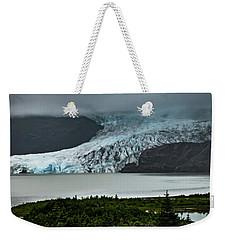 Mendenhall Glacier Weekender Tote Bag