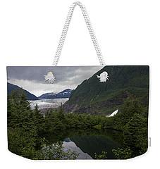 Mendenhall Lake Weekender Tote Bag
