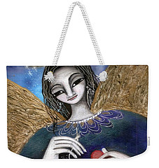 Mender Of Hearts Angel Weekender Tote Bag