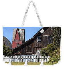 Mendocino Barn Weekender Tote Bag