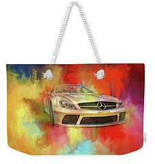 Merc Hot Rod Weekender Tote Bag