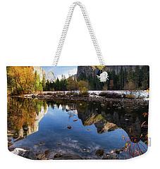 Merced Reflections Weekender Tote Bag