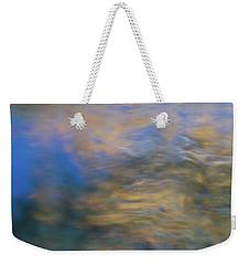 Merced River Reflections 18 Weekender Tote Bag