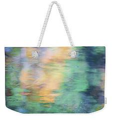 Merced River Reflections 7 Weekender Tote Bag