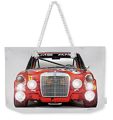 Mercedes-benz 300sel 6.3 Amg Weekender Tote Bag