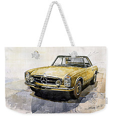 Mercedes Benz W113 Pagoda Weekender Tote Bag