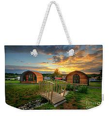 Weekender Tote Bag featuring the photograph Mercia Marina 12.0 by Yhun Suarez