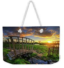 Weekender Tote Bag featuring the photograph Mercia Marina 16.0 by Yhun Suarez