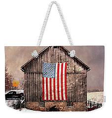 Merica Weekender Tote Bag