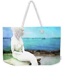 Mermaid Lisa Weekender Tote Bag