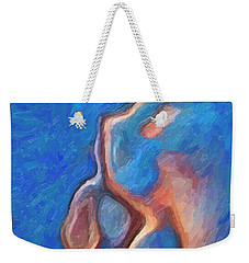 Merman Weekender Tote Bag