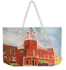 Merrimac Massachusetts Weekender Tote Bag
