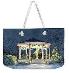 Merry And  Bright II Weekender Tote Bag