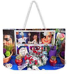 Merry Christmas Michael Weekender Tote Bag