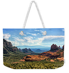 Merry Go Round Arch, Sedona, Arizona Weekender Tote Bag