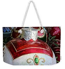 Merry Joyful Christmas Weekender Tote Bag
