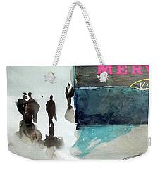 Mervy Weekender Tote Bag