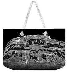 Mesa Butte Stump Weekender Tote Bag