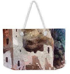 Mesa Verde Weekender Tote Bag by Jeff Kolker