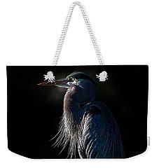 Mesmerized Weekender Tote Bag by Cyndy Doty