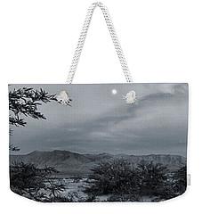 Mesquite Moonrise No. 1-2 Weekender Tote Bag