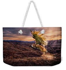 Messenger Of Hope Weekender Tote Bag
