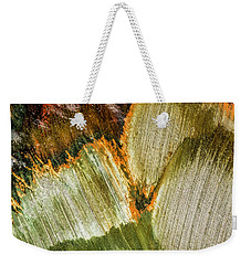 Metal Abstract  Weekender Tote Bag